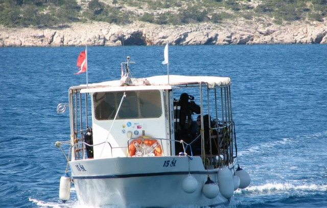 jedna z lodí DC Neptun