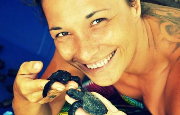 1-Já a želvy