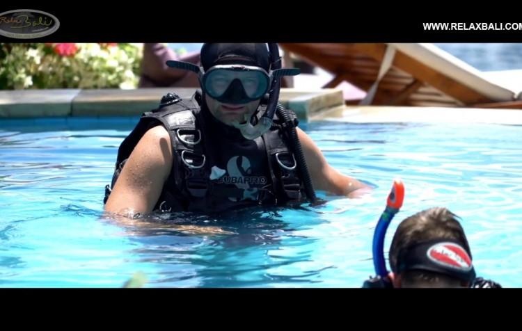 Relax dive - divecentrum a škola nejen na Bali