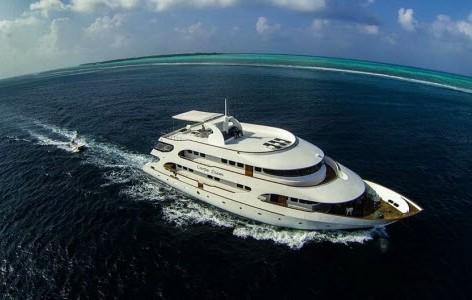 Maledivy Safari, loď  Carpe Diem (  9. - 18. 11., 7 nocí ) - odlet Praha