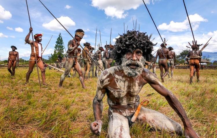 Papua - dobrodružství v údolí BALIEM, CELOROČNĚ ( 4 noci )