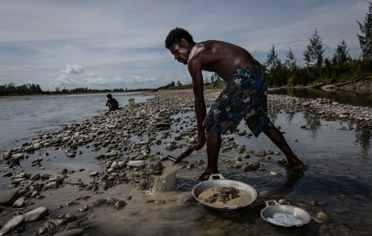 Papua - dobrodružství v Asmatu